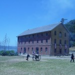 Civil War Days at Camp Reynolds, Angel Island State Park