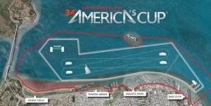2012AmericacupCourse