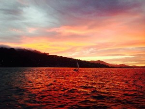 Get onboard an Angel Island Tiburon Ferry Sunset Cruises on San Francisco Bay to create magical memories to last a lifetime