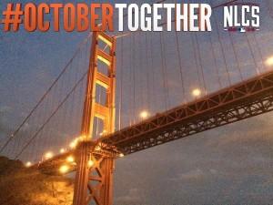 #SFGiants #OctoberTogether