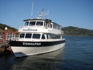 Angel Island - Tiburon Ferry has the perfect boat for your next party on San Francisco Bay.