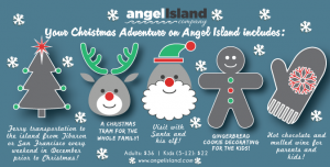 Check out all the family fun & adventure to discover on Angel Island this season!