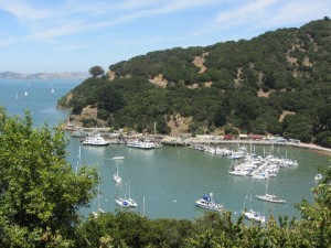 "On a clear day...you can see forever from Angel Island State Park ~ ""Jewel of San Francisco Bay."""