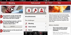 Heroes Happen has the inside look at the FREE American Red Cross First Aid App