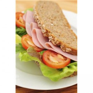 Party Girl Diet Sandwich