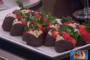 Ritz-Carlton Phoenix Chocolate Strawberries