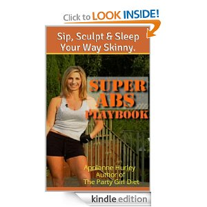 Super Abs Playbook by Aprilanne Hurley on Amazon