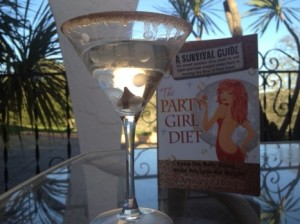 Party Girl Diet Chocolate Martini