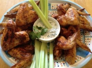 "Satisfy the ""hungry"" girl in you with Party Girl Diet Hot Wings"